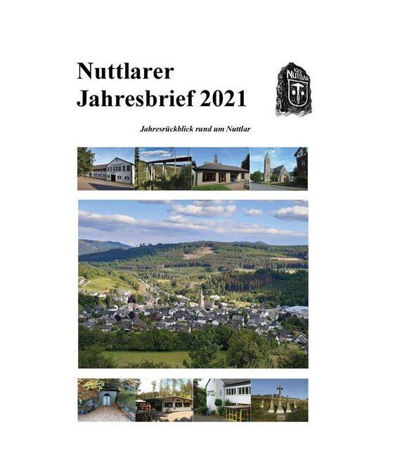 Nuttlarer Jahresberief 2021 veröffentlicht